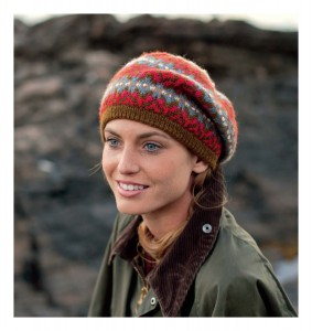 Fair Isle Style - Reeva Hat beauty shot