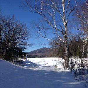 Seyton Pond Vermont