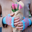 Muckle Mitts and Tulips